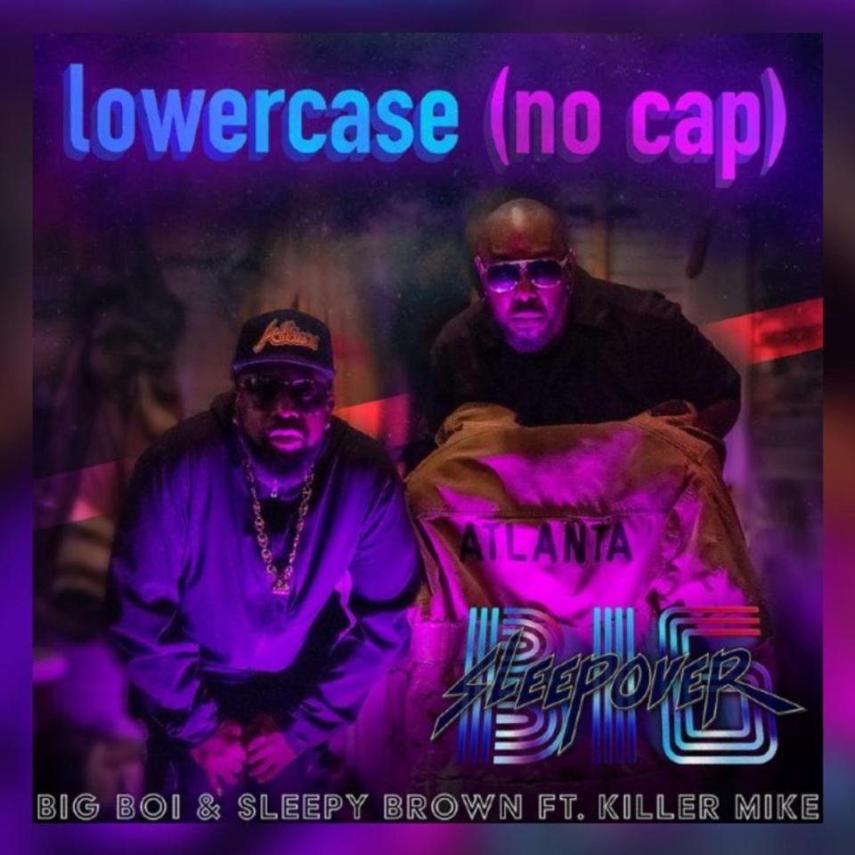 DOWNLOAD MP3: Big Boi & Sleepy Brown Ft. Killer Mike – Lowercase (No Cap)