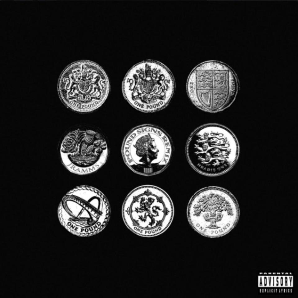 DOWNLOAD MP3: Headie One Ft. J Ramms – Pound Signs (Remix)