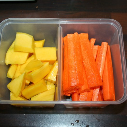 Mango & carrot