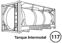 Imagen de tanque Intermodal.
