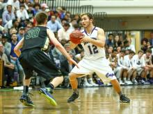 The Ravens pulled away from host Broughton in an opening-round game at the HighSchoolOT.com Holiday Invitational.