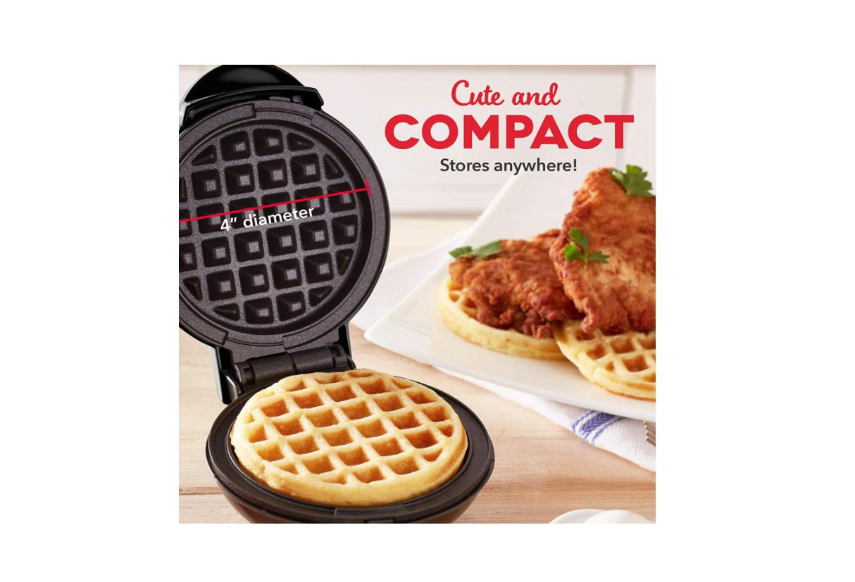 Drizzle butter over potatoes and toss to coat. Dash Mini Waffle Panini Hash Brown Maker Only 9 99 Wral Com