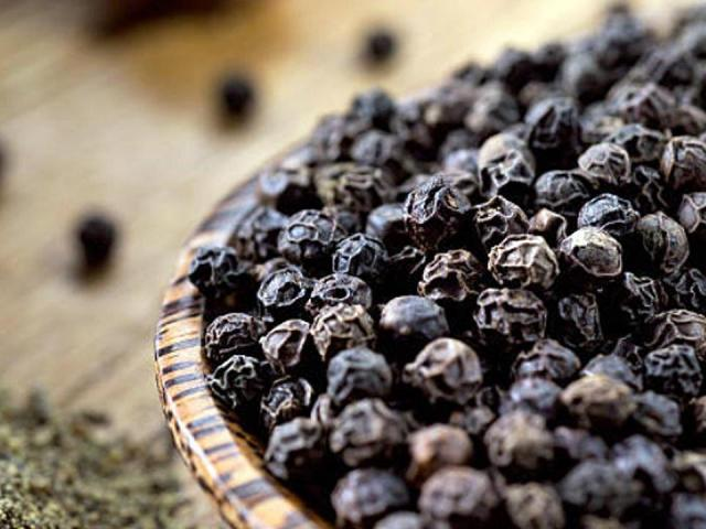The health benefits of pepper