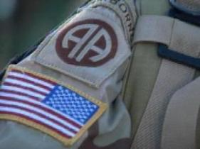 82nd Airborne Generic - Shoulder Patch
