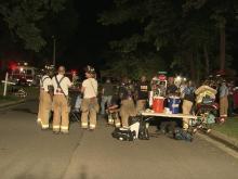 House explosion rocks north Raleigh neighborhood