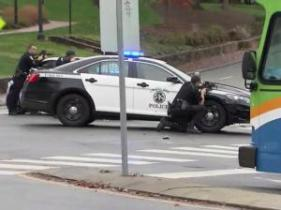 Police at the University of North Carolina at Chapel Hill were investigating a report of an armed and dangerous person on or near campus.