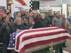 Motorsports legend and North Carolina icon Ray Price was laid to rest Sunday with friends paying tribute to a man known for his kind heart and tremendous impact on the community.
