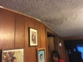 CQC Home, a general contracting company that wanted to give back to the community, offered to repair some leaks in Linnette Pettiford's home. When they got to work, they discovered the gift they were giving her was bigger than anyone expected.