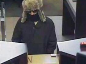 Cary police are seeking the public's assistance in identifying a man they say robbed a Wells Fargo Bank Tuesday.