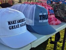 A Dec. 4, 2015, appearance in Raleigh by Republican presidential candidate Donald Trump included all the trappings of a campaign event.