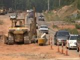 Triangle Road Construction