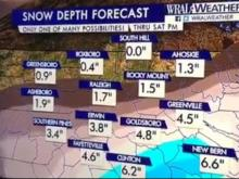 Johnson: forecast models still unclear on snow, freezing temps are certain