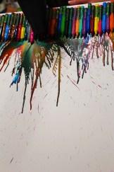 3-melting crayon art |marmite et ponpon