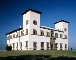 Esterno Villa Le Corti