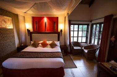 Camera din OlTukai Lodge