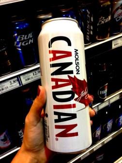 Bere canadiana
