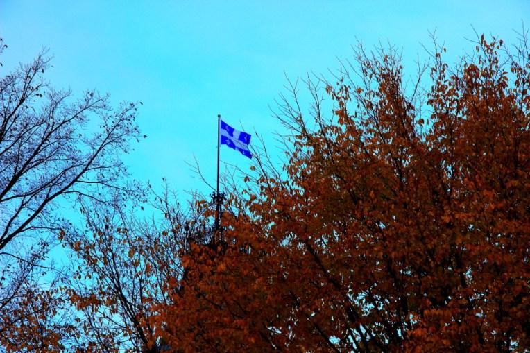 Drapelul provinciei Quebec