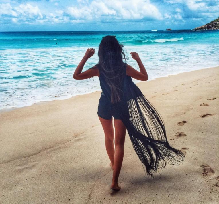 Plaja Anse Intendance