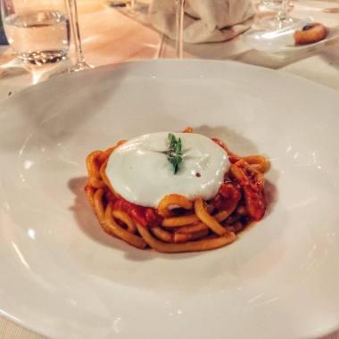 Tasting Menu Castello Banfi 4