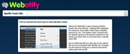 Webotify