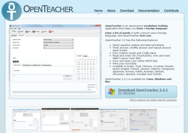 OpenTeacher