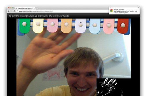 Google presenta una nueva forma de interactuar en la web con nuestra propia webcam