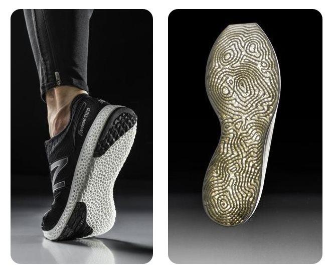 Detalles de la nueva zapatilla