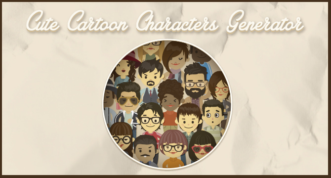 Generador De Personajes Estilo Cartoon