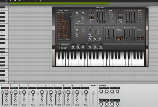 sintetizador