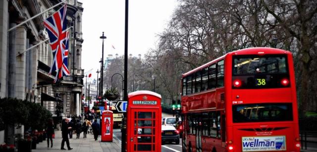 Buses londinenses