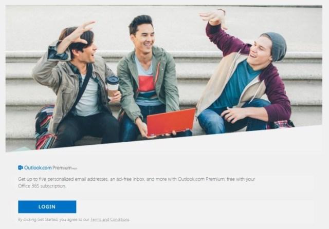Imagen: Outlook Premium