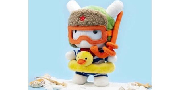 Peluche Xiaomi edición verano