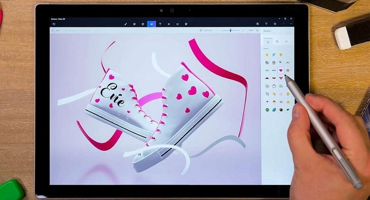 Paint 3D programa