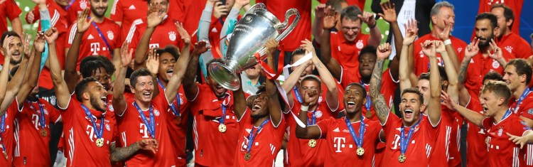 How To Watch The 2020-21 UEFA Champions League Live On CBS ...