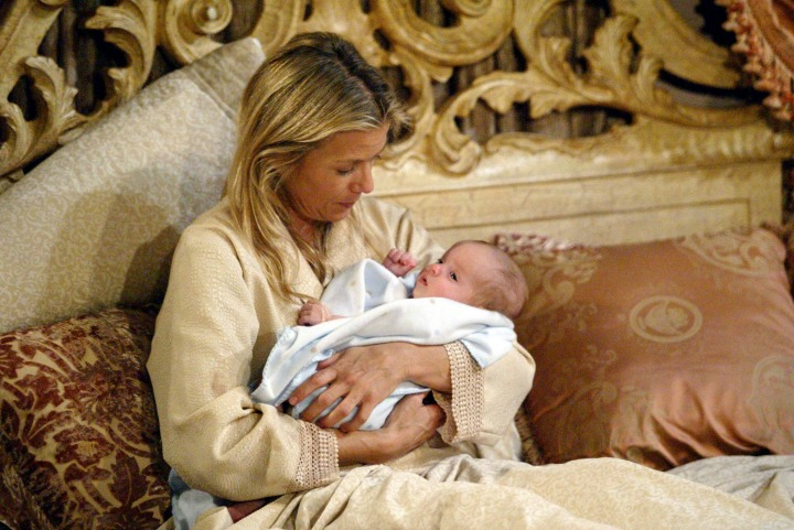 Sweet Moments Of Mothers Welcoming Their Babies - The Bold and the ...
