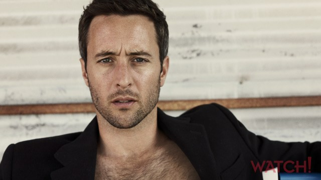 Alex Oloughlin Is Hotter Than Ever In These Exclusive Photos