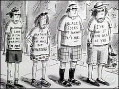 La vie de famille selon Roz Chast