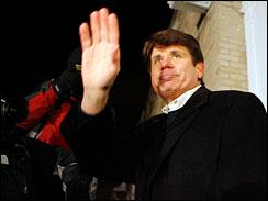 Former Governor Rod Blagojevich