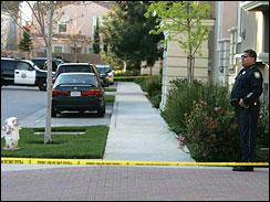 Santa Clara home shooting