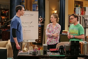 """Sheldon, Penny & Leonard in """"The Anything Can Happen Recurrence"""" S7 E21"""