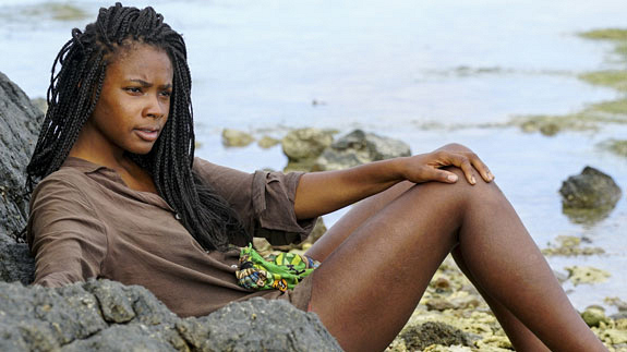Image result for picture of Michaela on survivor