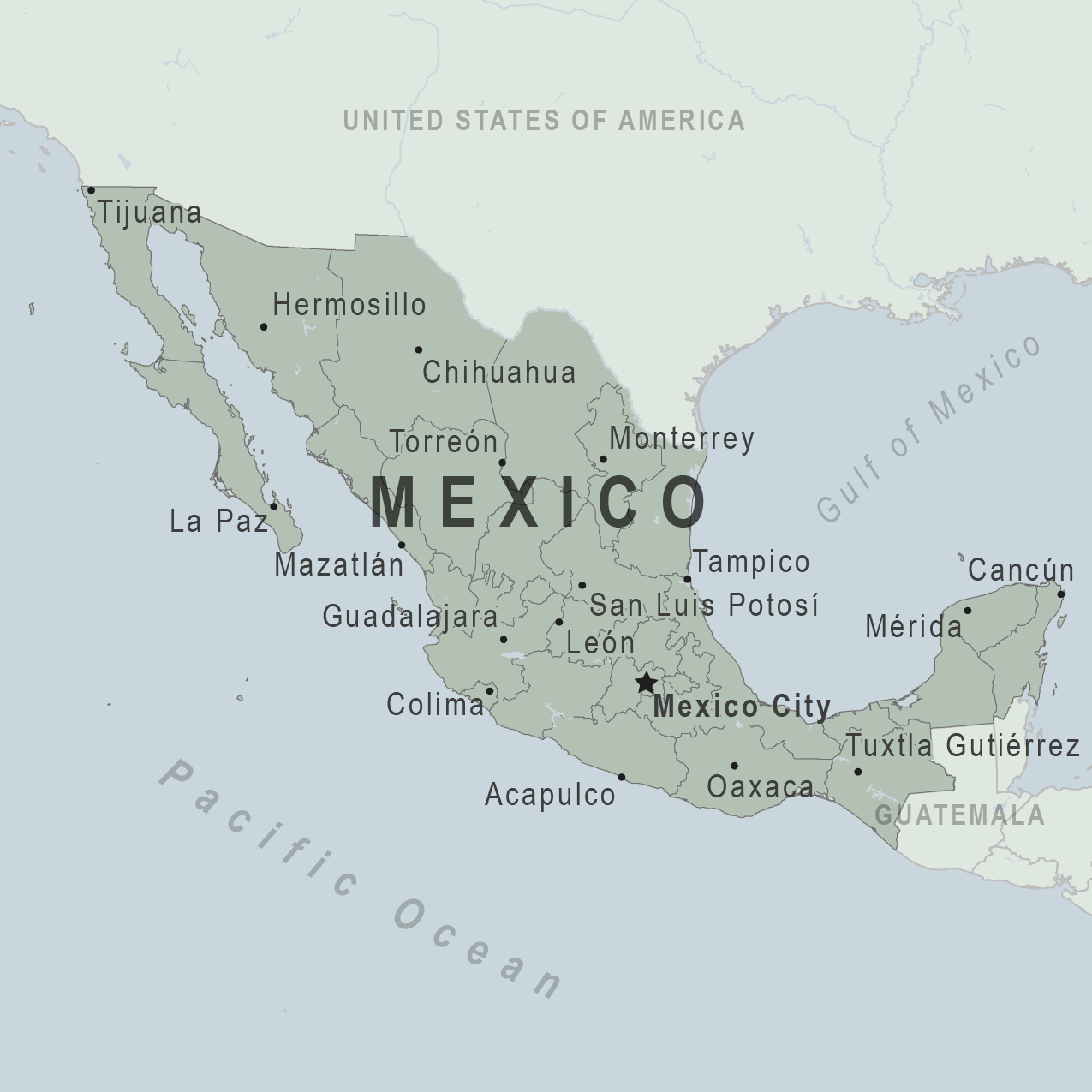 Health Information For Travelers To Mexico
