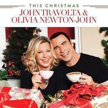 Cd natalizio per Travolta & Newton John