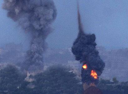 Medioriente in fiamme