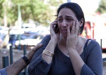 razzo colpisce palazzo, tre morti in Israele