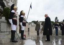 In occasione della Giornata dell'unita' nazionale e Forze armate