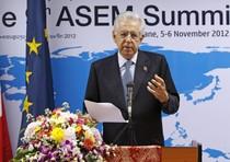 Mario Monti in Laos al vertice Asia-Europa