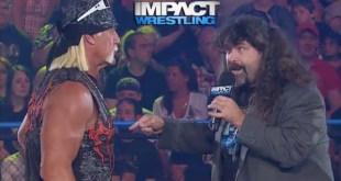 Hulk Hogan & Mick Foley