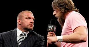 Daniel Bryan & Triple H
