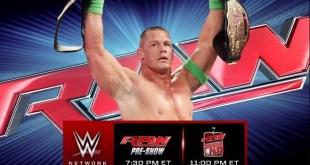 Jogn Cena - Raw